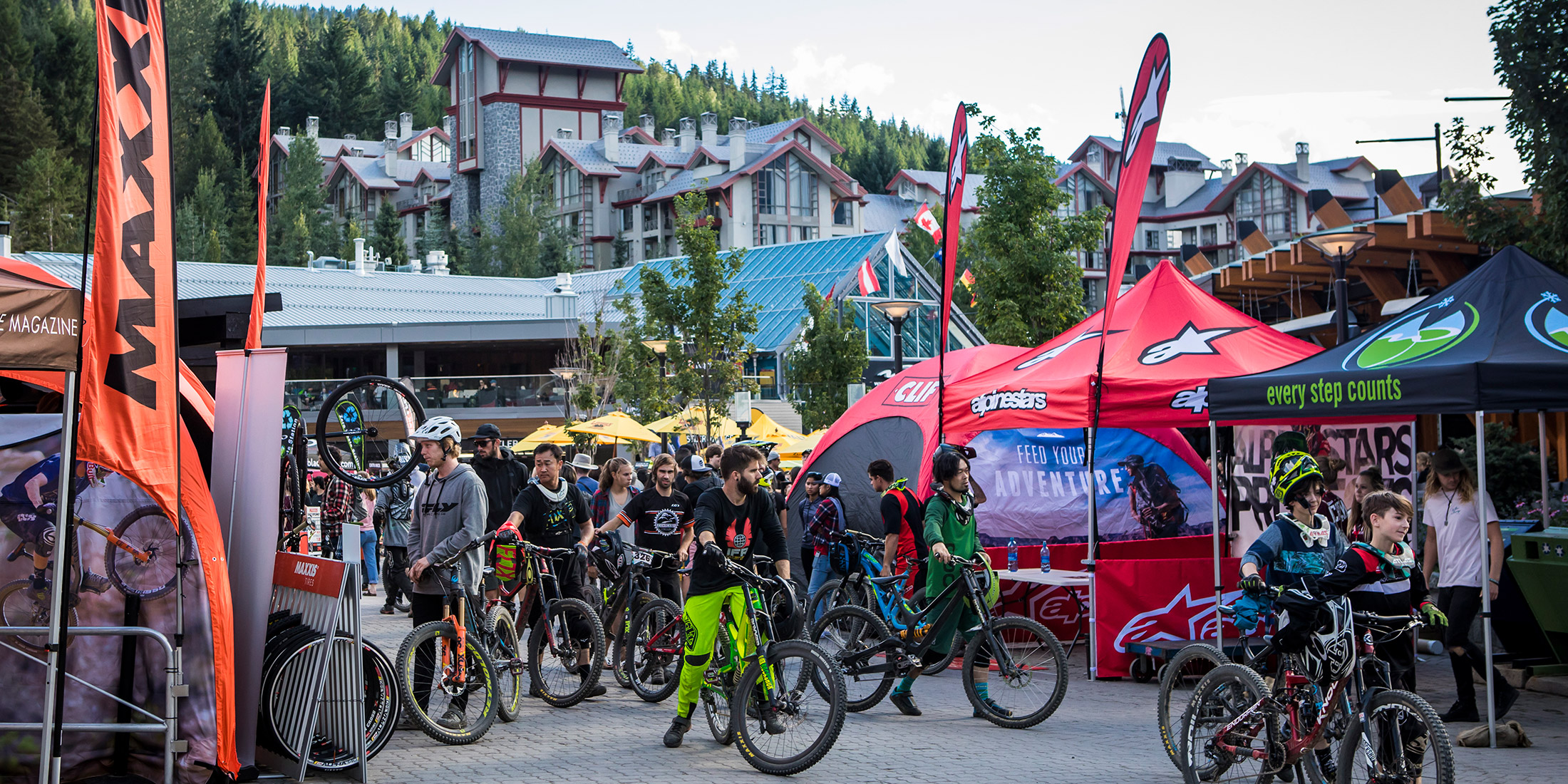Bike Friendly Accommodation Whistler