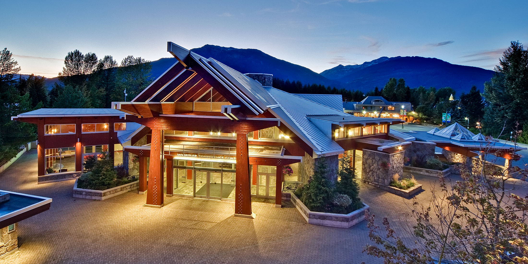 Corporate Groups in Whistler