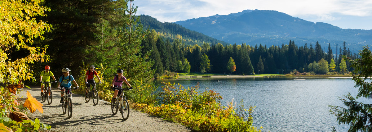 Welcome to Whistler in Fall