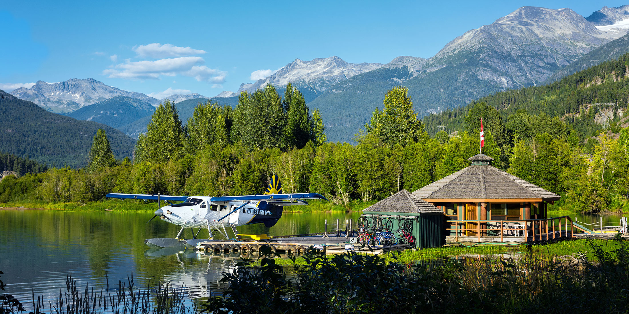 Whistler Air Floatplane