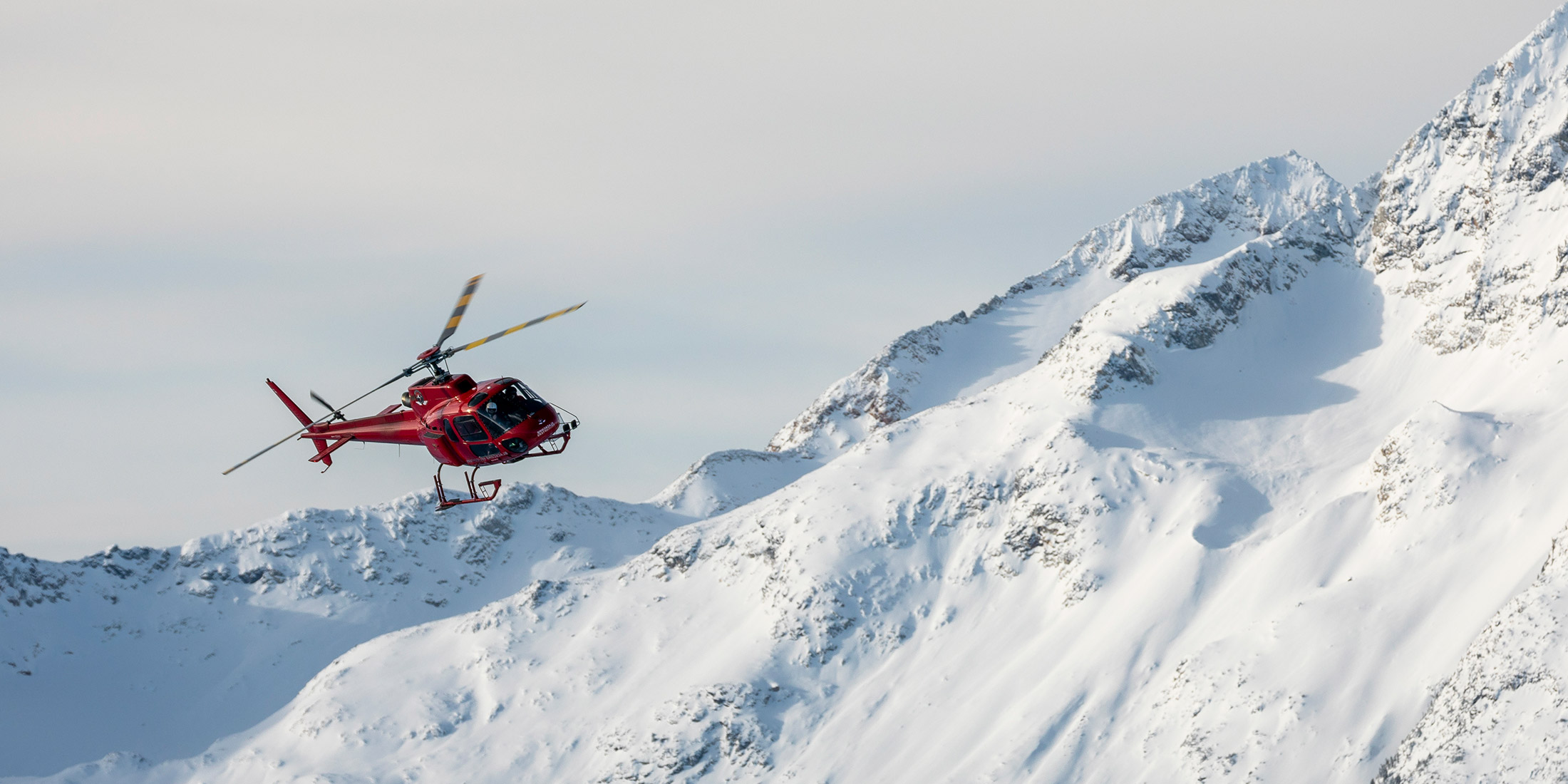 Helicopter Excursions Whistler
