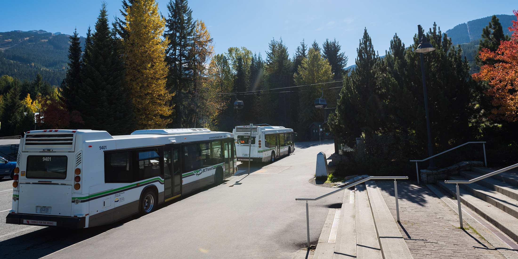 Local Transit in Whistler
