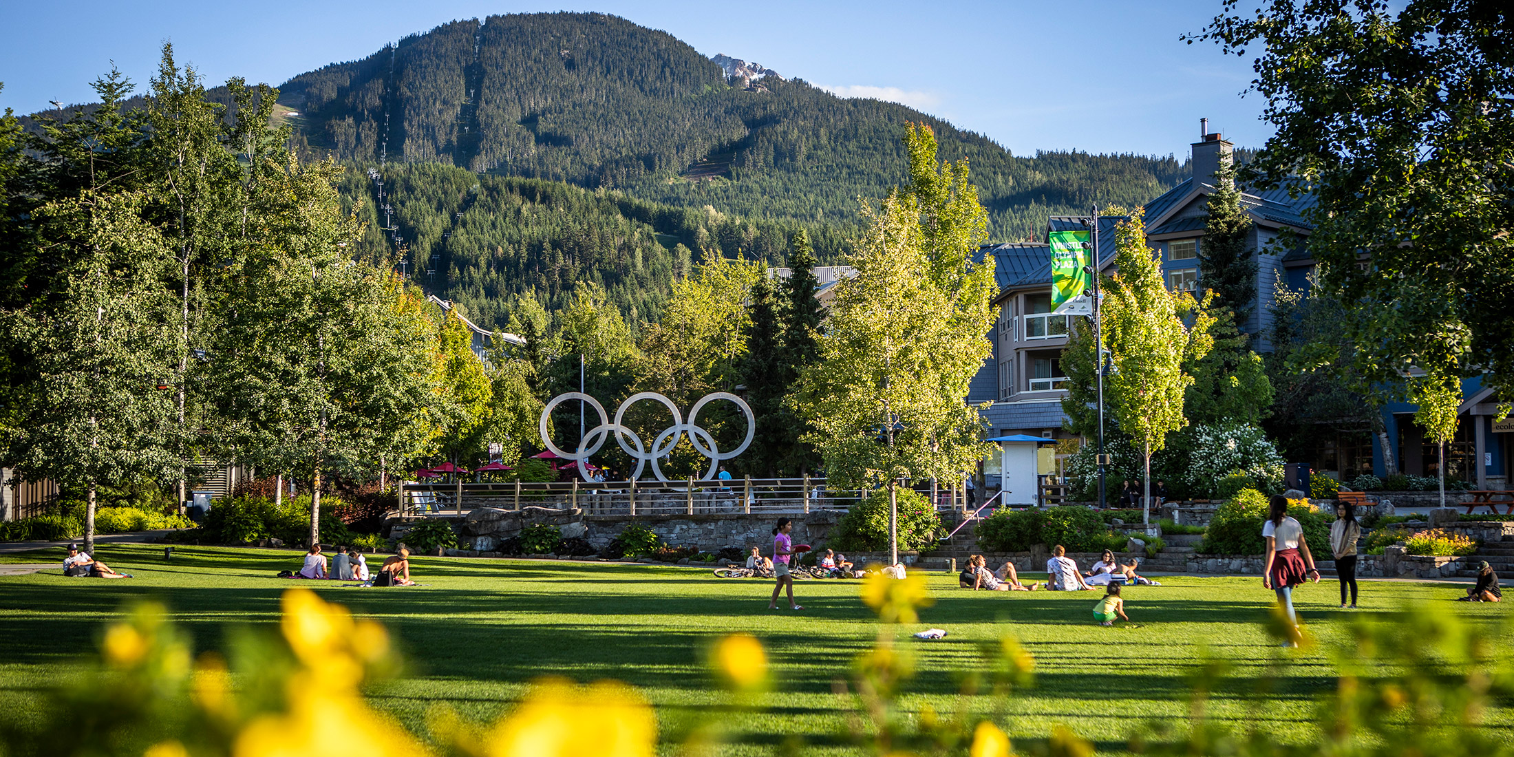 2010 Olympic and Paralympic Winter Games in Whistler
