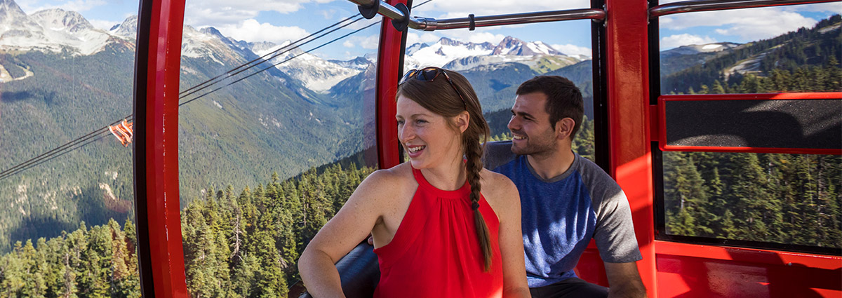 Whistler Summer Packages