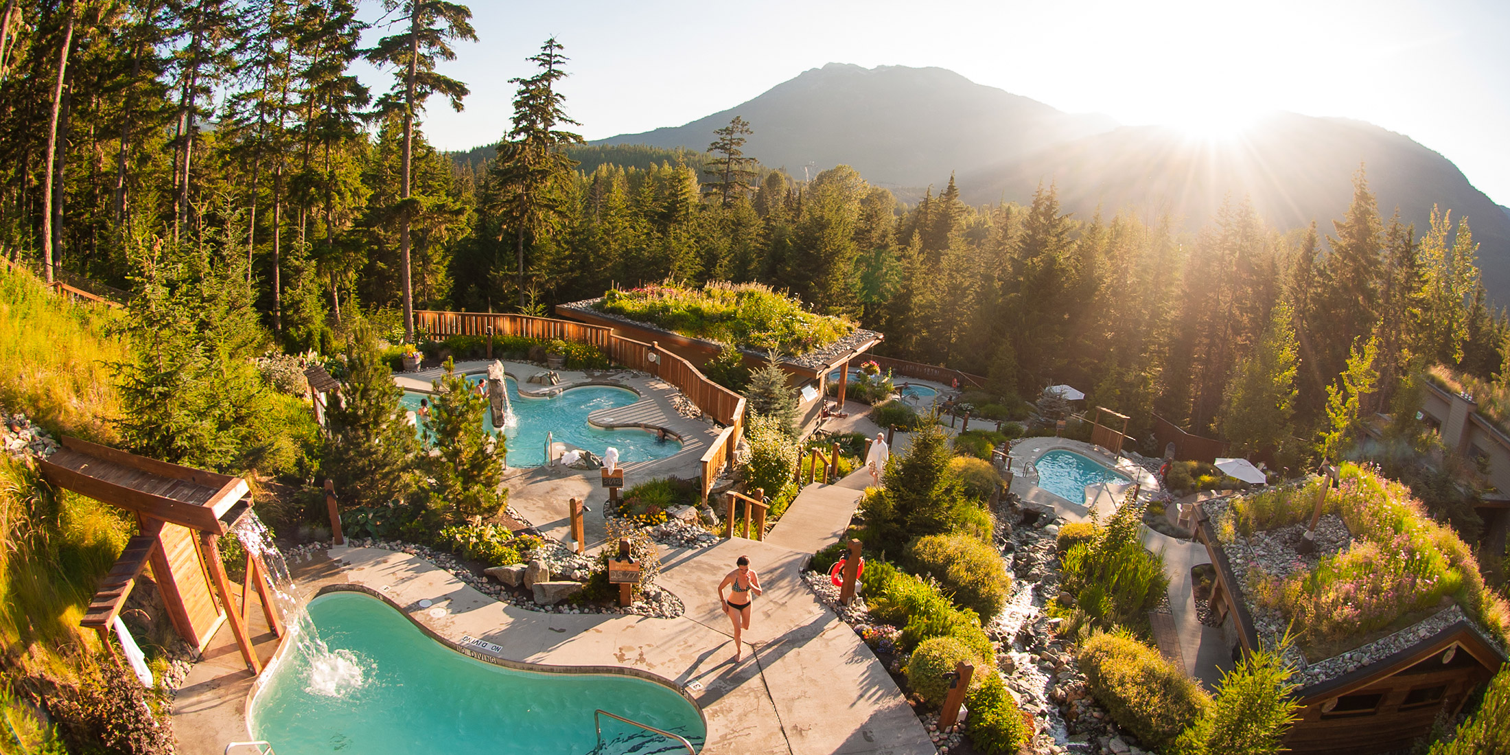 Whistler Scandinave Spa Package