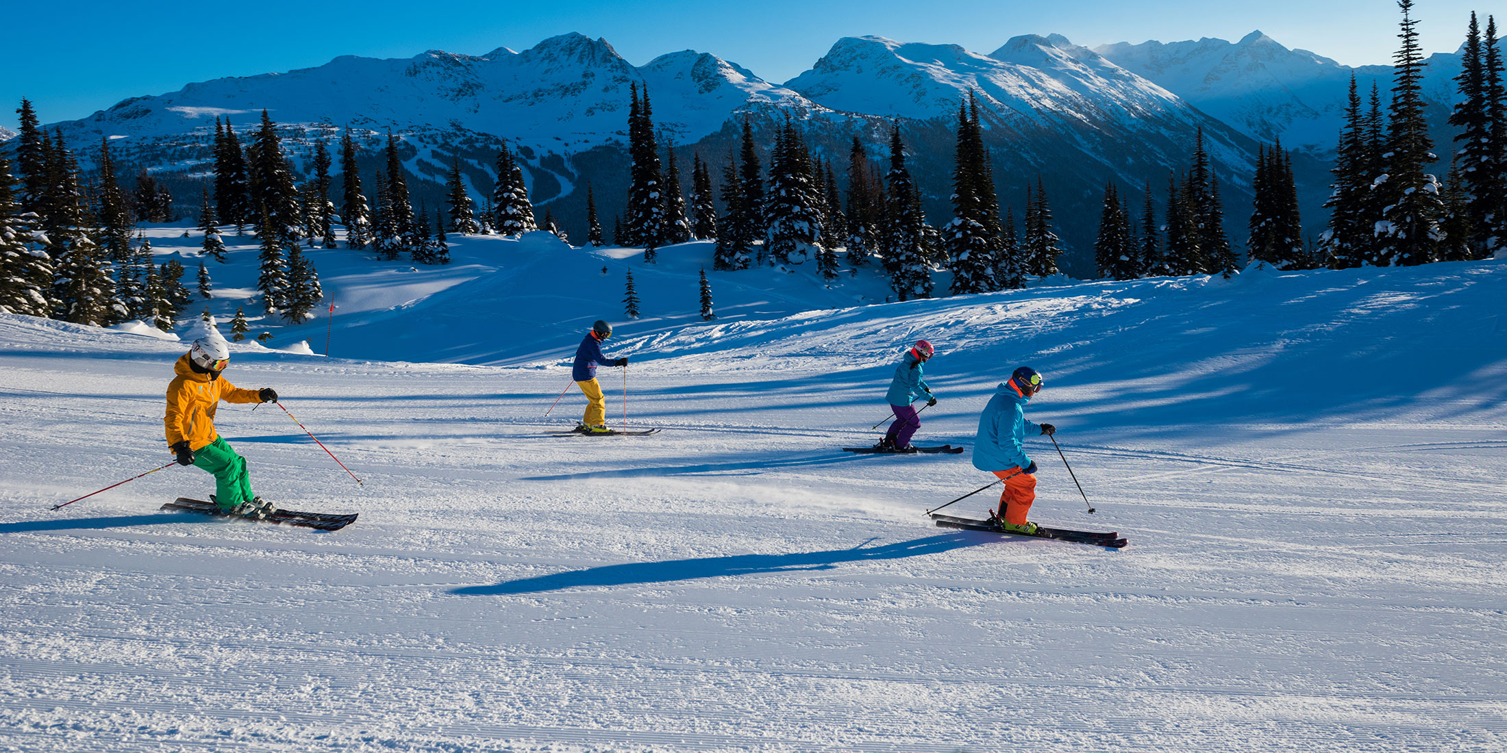 Whistler for Ski and Snowboard Groups