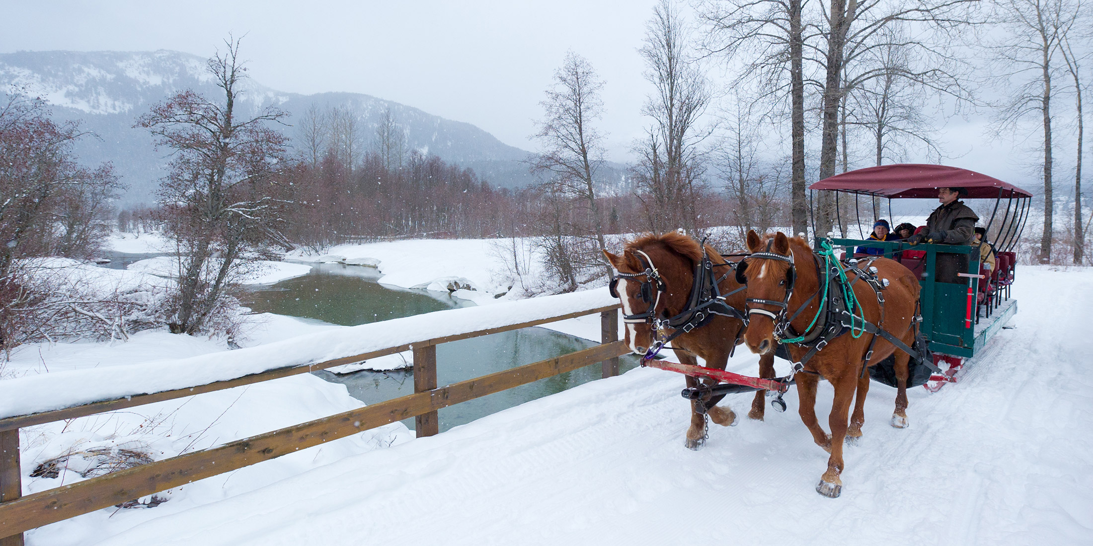 Sleigh Ride & Fondue Dinner