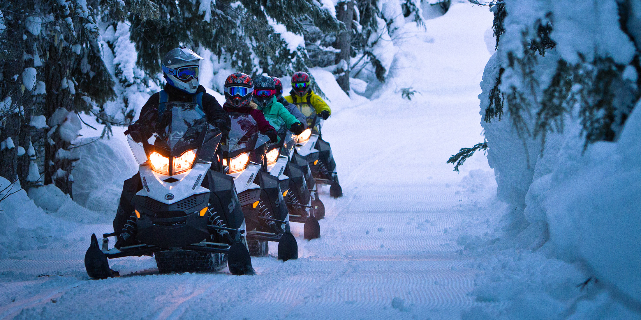 snowmobile deals whistler