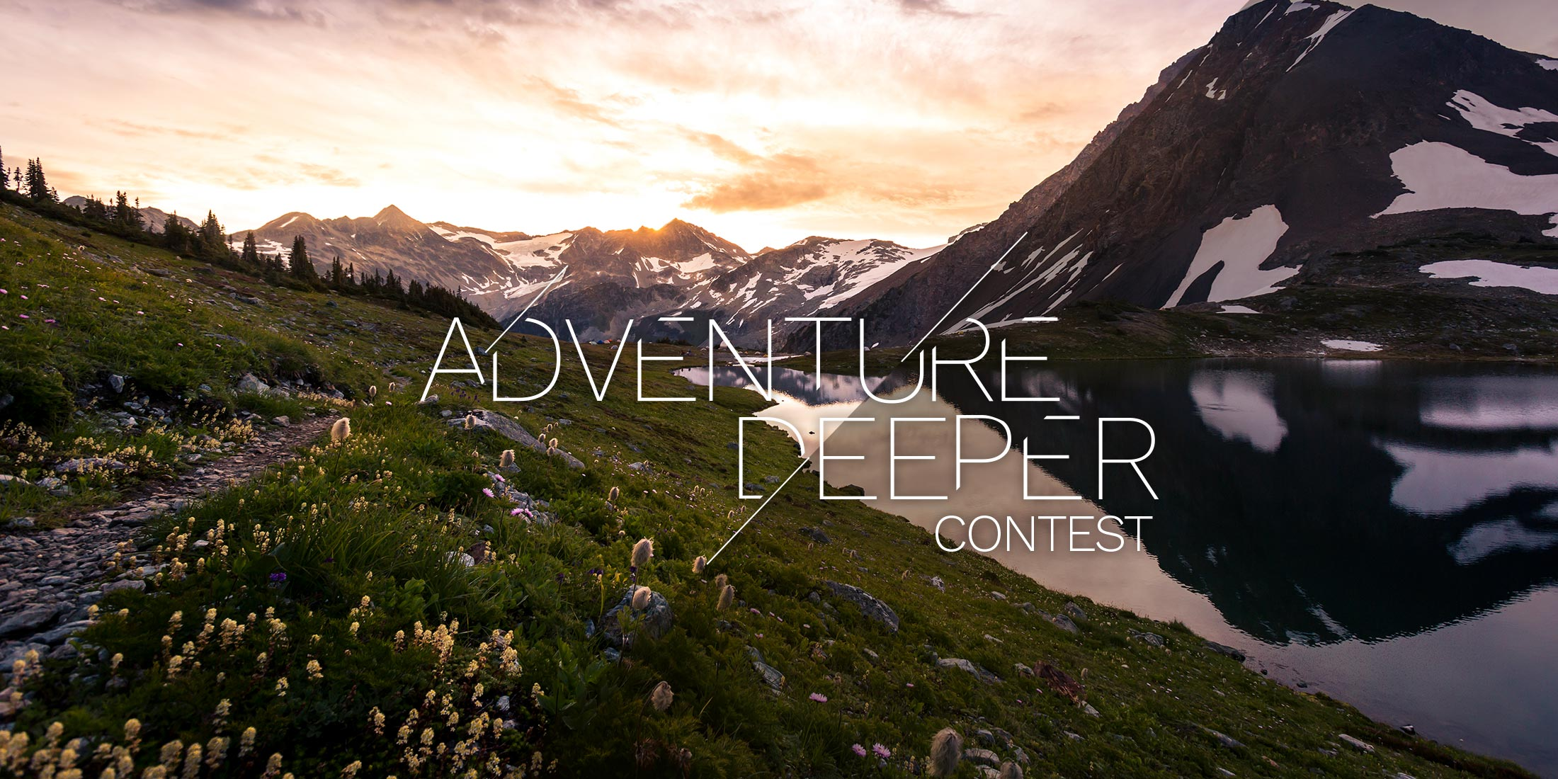 Adventure Differently in Whistler Summer Contest