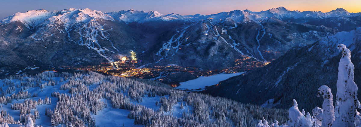 A great destination for a Whistler group getaway