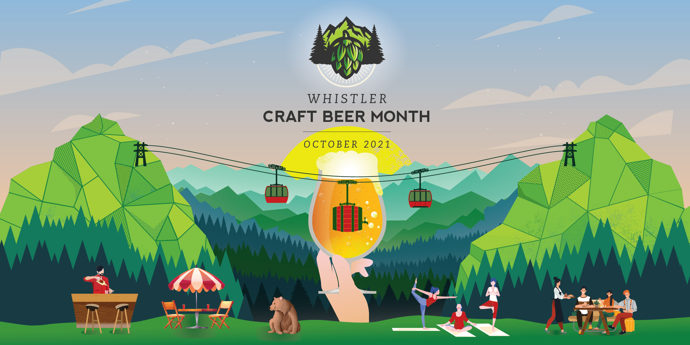 Whistler Craft Beer Month