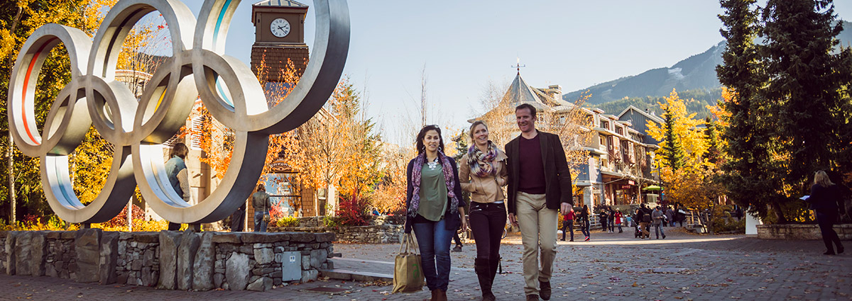 Whistler Fall Lodging Deals