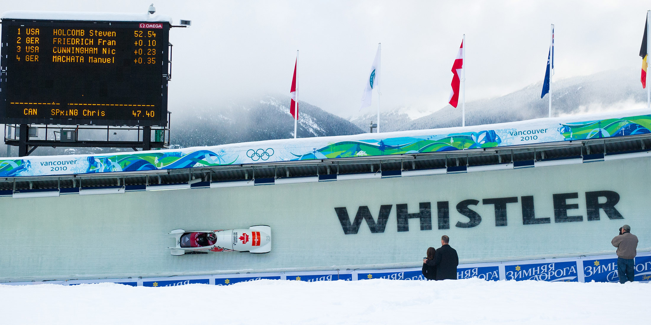 Whistler Olympic Venues