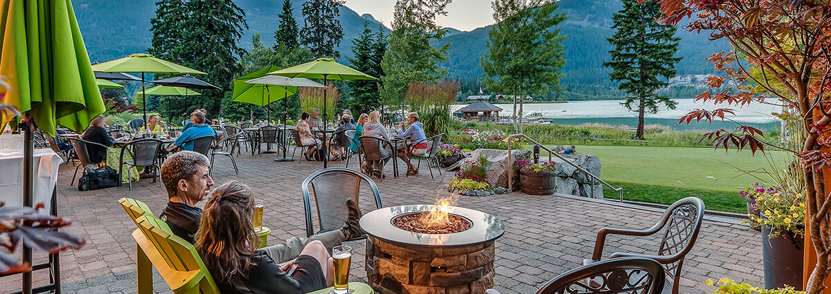 You can apres everything in Whistler