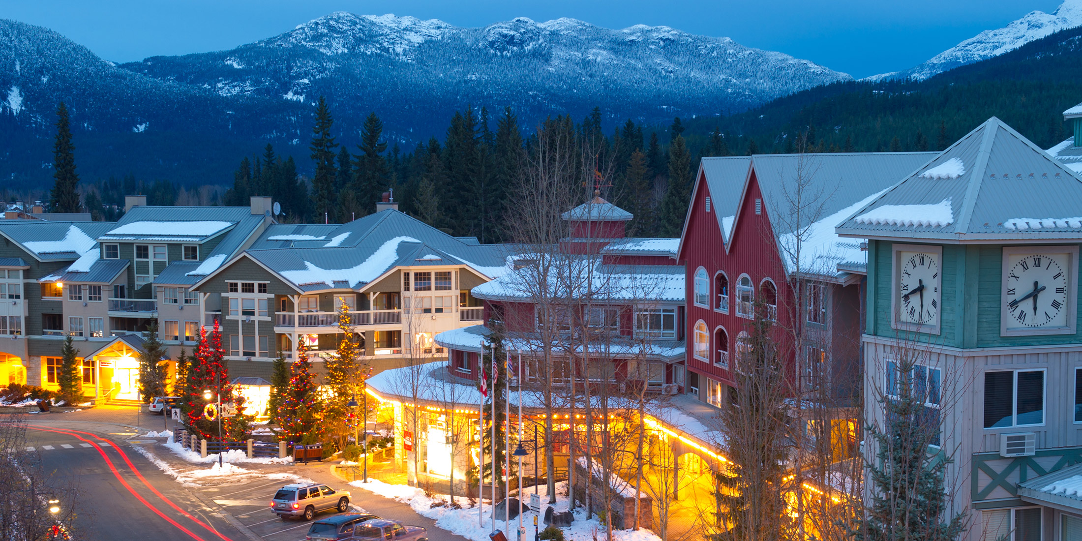 Whistler Bc Canada Village Directory Tourism