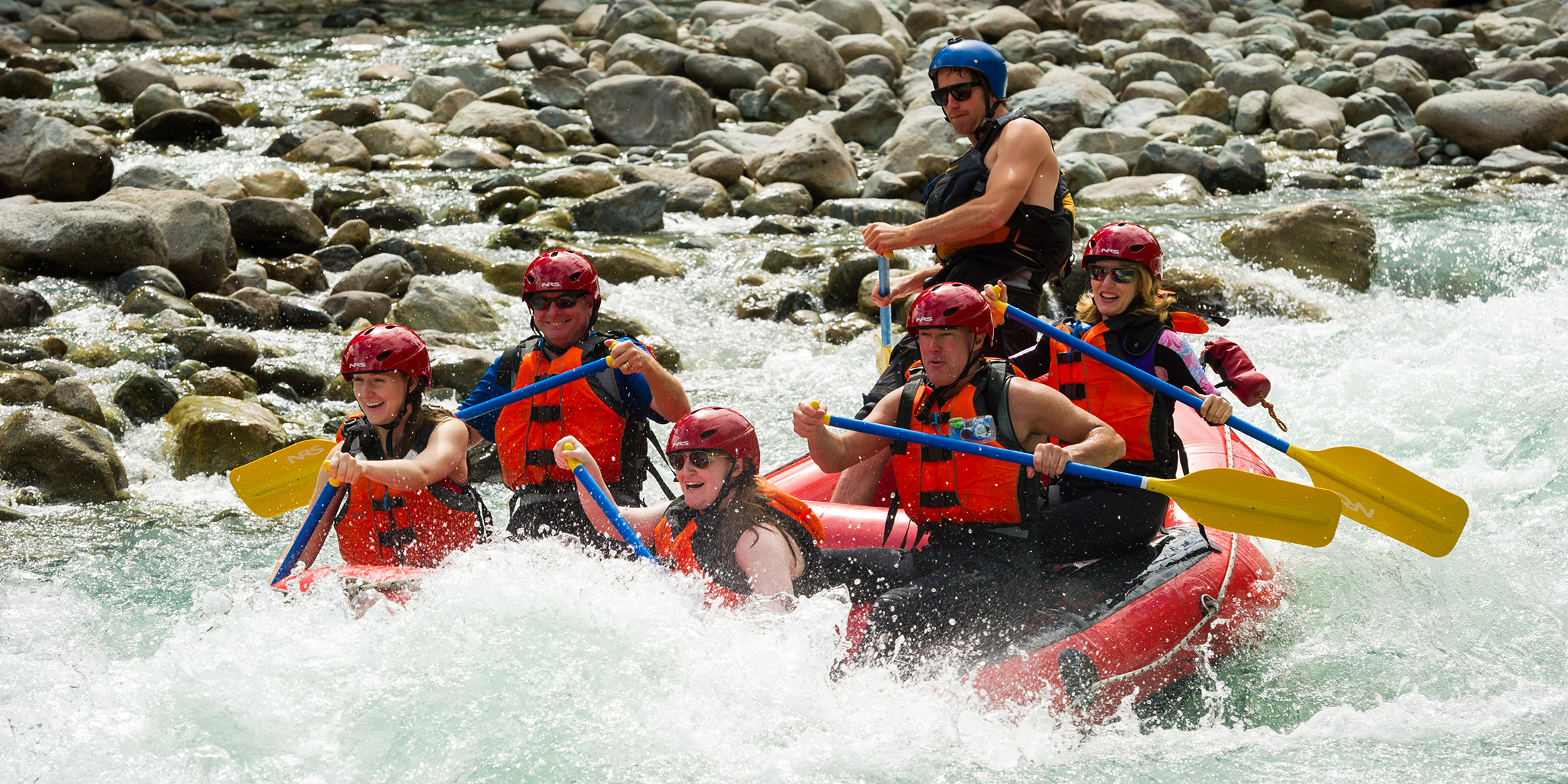 Whitewater Rafting Whistler