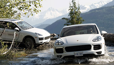 Luxury 4x4 Tours in Whistler