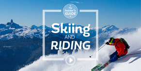 Skiing and Riding Whistler Blackcomb