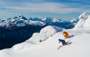 Skiing and Snowboarding Whistler Blackcomb