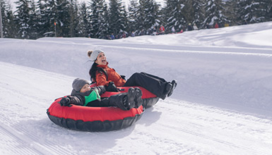 Family Friendly Winter Fun in Whistler