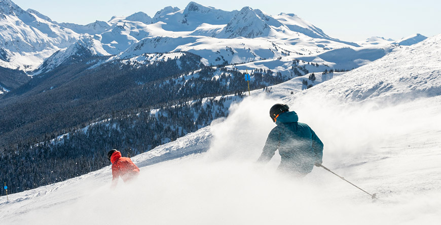 Whistler Blackcomb Luxury Holidays