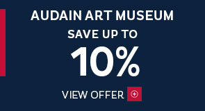 Audain Art Museum Offer