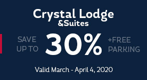 Crystal Whistler Hotel Discount