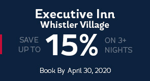 Executive Inn Whistler Village