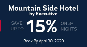 Mountain Side Hotel by Executive