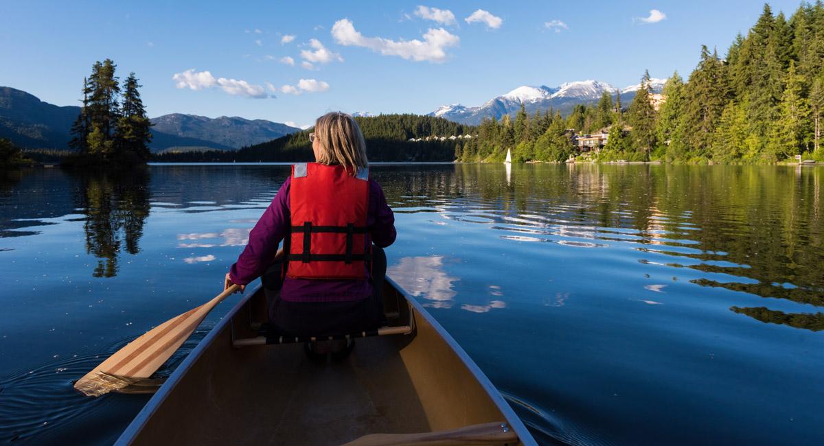Whistler BC | Canoe, Kayak, SUP Rentals and Tours | Tourism