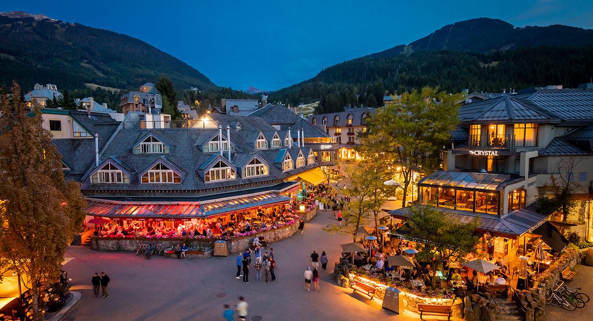 Whistler Village | Tourism Whistler