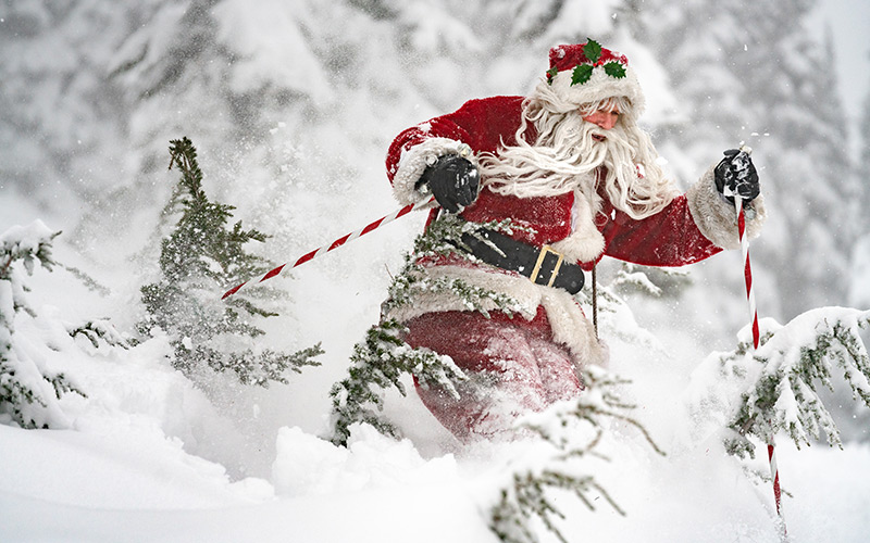 Whistler BC Canada | Christmas and New Year's in Whistler