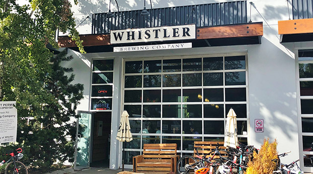 Whistler Brewery