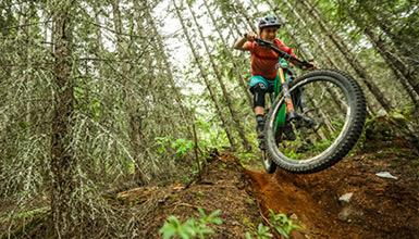 Whistler Cross-Country Mountain Biking