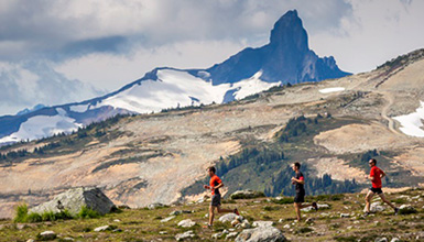 5 Peaks Trail Running Series in Whistler
