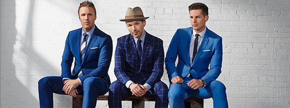 See The Tenors Live on Canada Day Long Weekend in Whistler