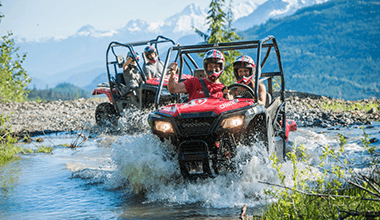 The Odyssey 4x4 Buggy Tour