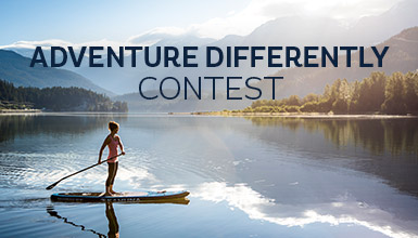 Adventure Differently Contest