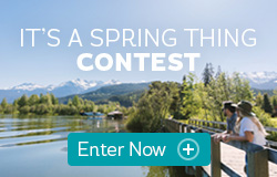 Win a Spring Vacation for Two Contest