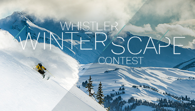Whistler Winterscape Winter Contest