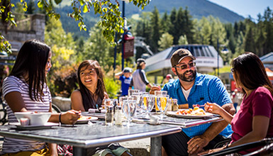 Eat and Drink in Whistler