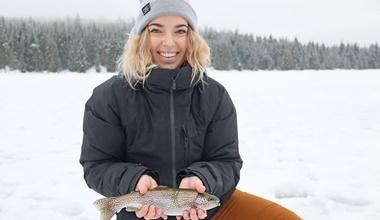 Whistler - Ice Fishing Tours