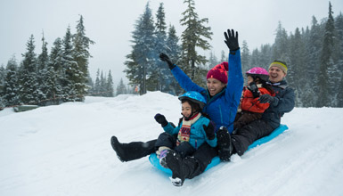 Family Activities in Whistler