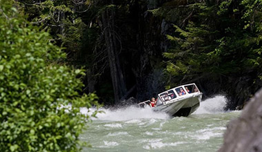 Whistler - Jetboating Tours