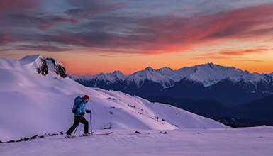 Black Tusk as seen from Whistler Mountain