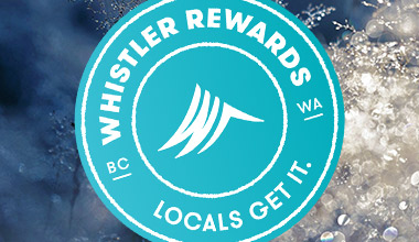 Whistler Rewards