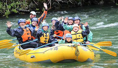 Whistler - Squamish Rafting Tours