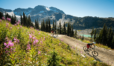 Stay Longer, Save More on Summer accommodation in Whistler