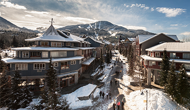 List of all Whistler hotels
