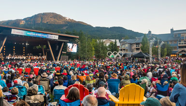 Whistler Events